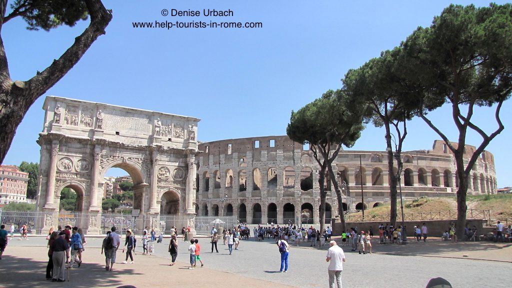 colosseum-rome-sunny-weather