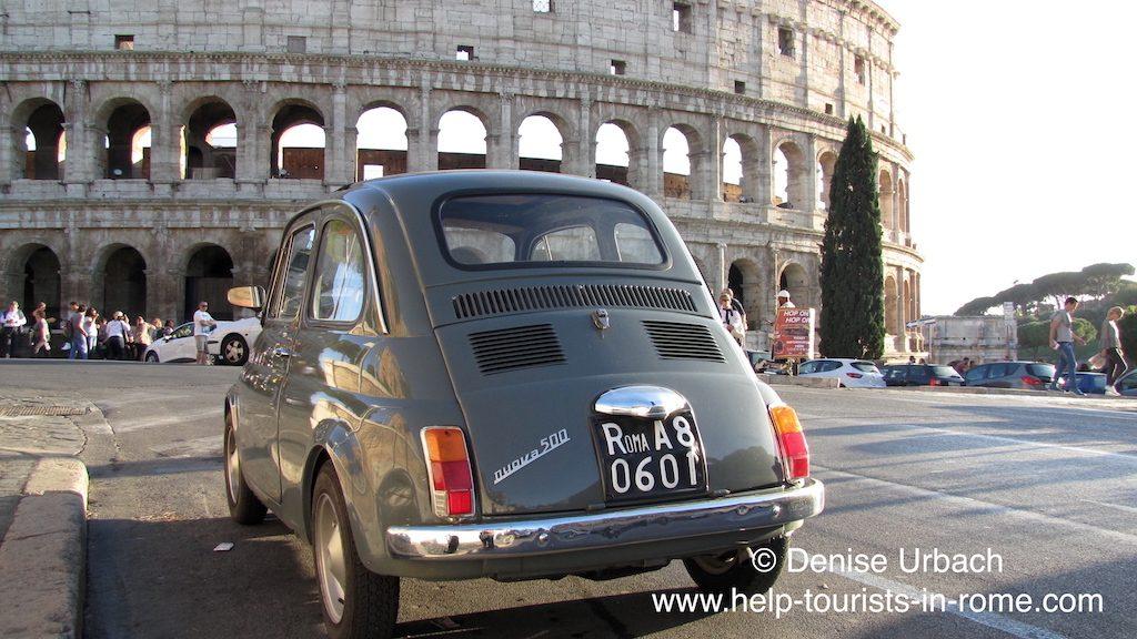 fiat-500-colosseum-in-rome