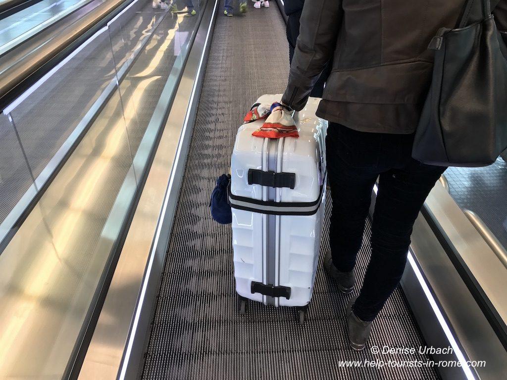Flughafen Rom