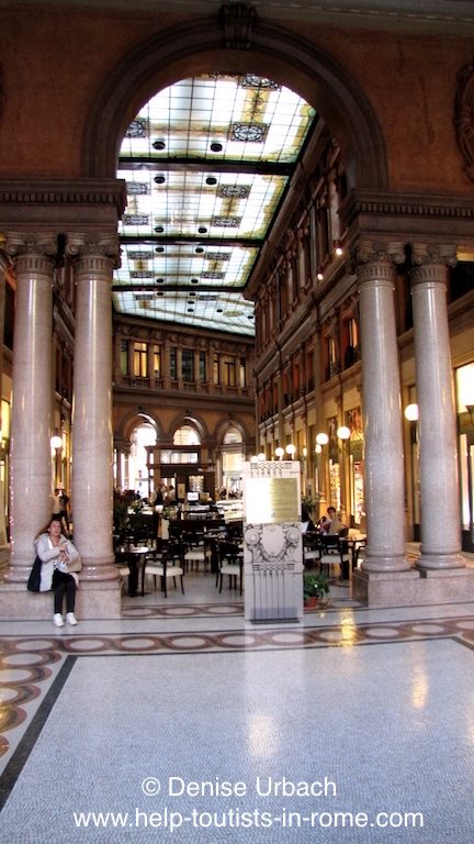 galleria sordi rom shopping helptourists in rome. Black Bedroom Furniture Sets. Home Design Ideas