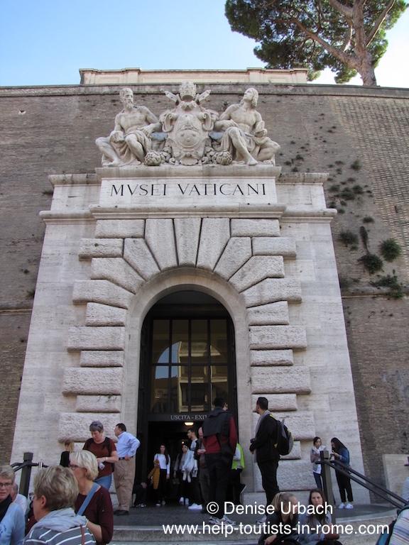 vatikanischen-museen-ausgang