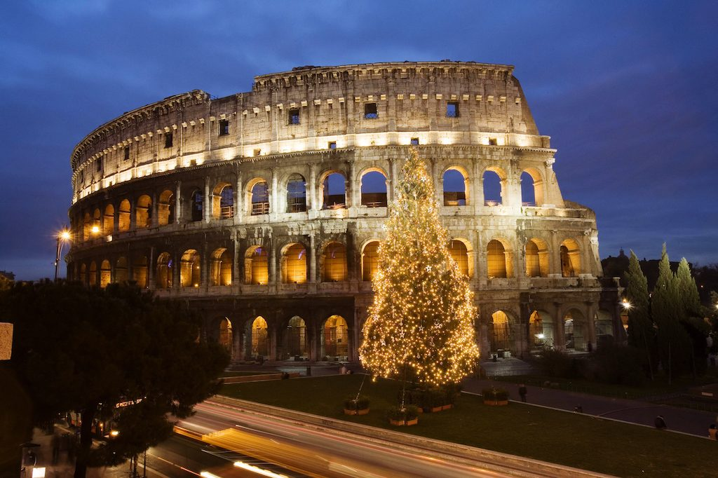 Is Colosseum Open During Christmas 2020 Christmas Rome 2020: Christmas markets 2020 in Rome | HelpTourists
