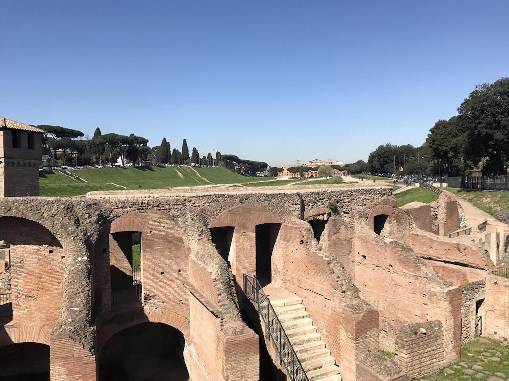Circus Maximus Rom Ruinen