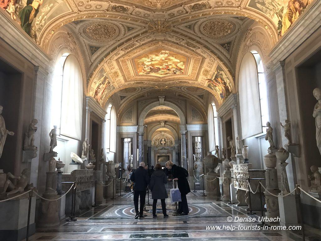 Geführte Tour Vatikanische Museen