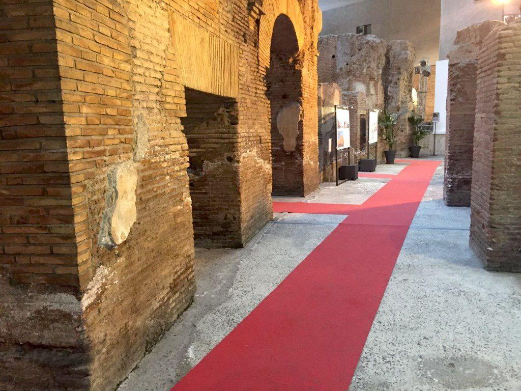 Museum des Stadion des Domitian Rom
