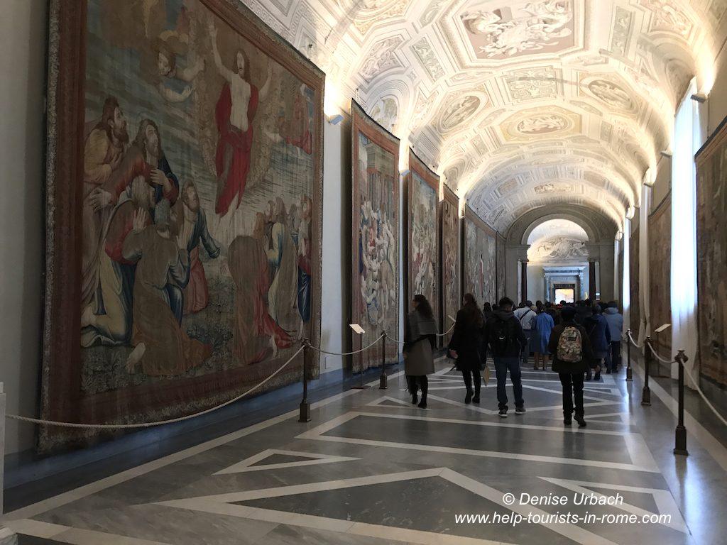 Vatikanische Museen Teppiche