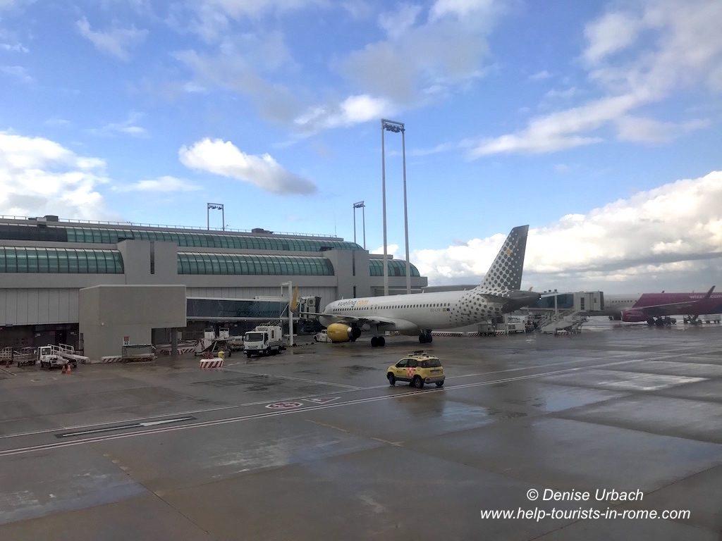 Flughafen Transfer Rom