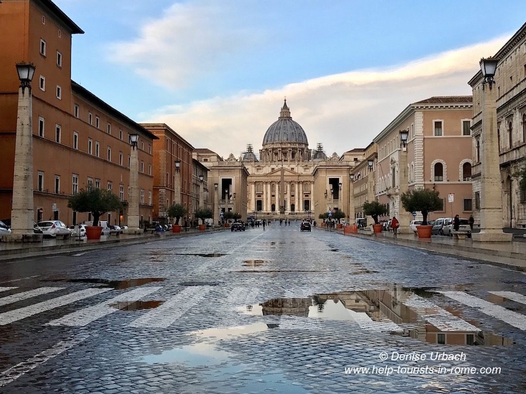 St. Peter's in Rome