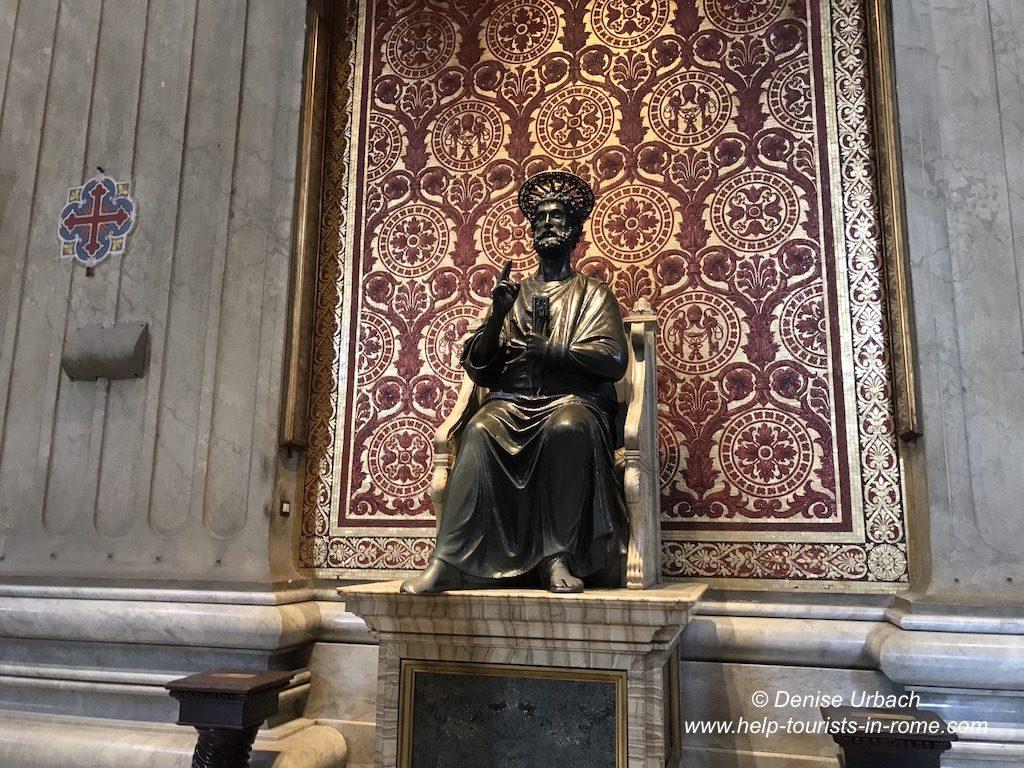 Petrus Petersdom Rom