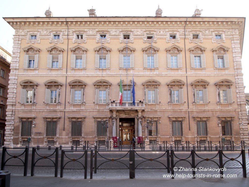 Palazzo Madama Rome