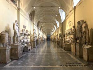 Vatican Museums inside