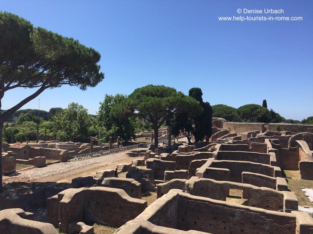 Ostia antica Rom