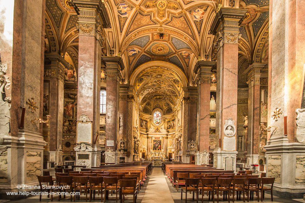 Santa Maria dell Anima Rome