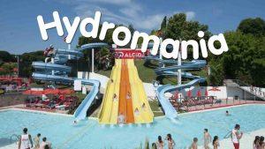 water park hydromania Rome