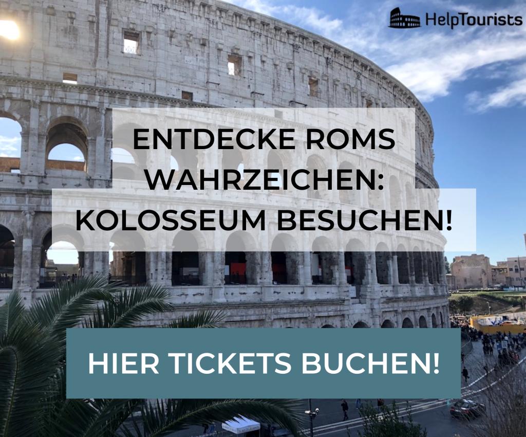 Kolosseum Tickets buchen