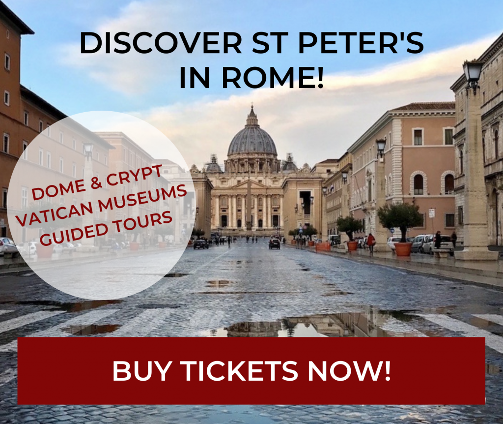 Visit St Peters Tickets