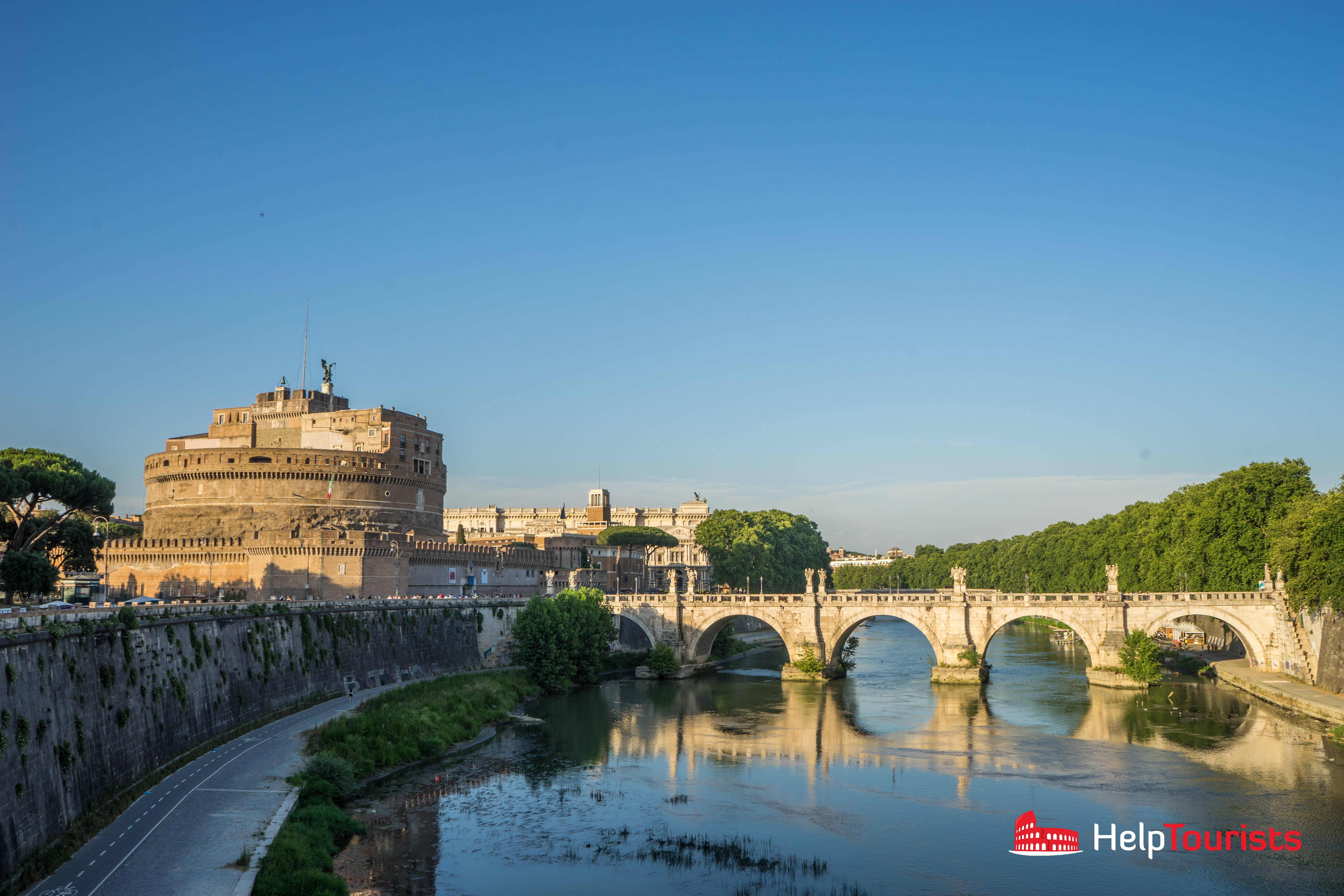 ROME_Saint Angelo's Castle_Totale_02_l