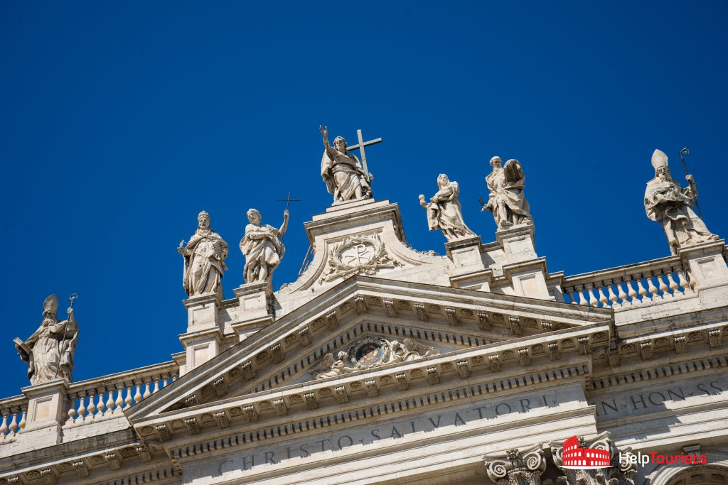 ROM_Erzbasilika-San-Giovanni-in-Laterno-Dach