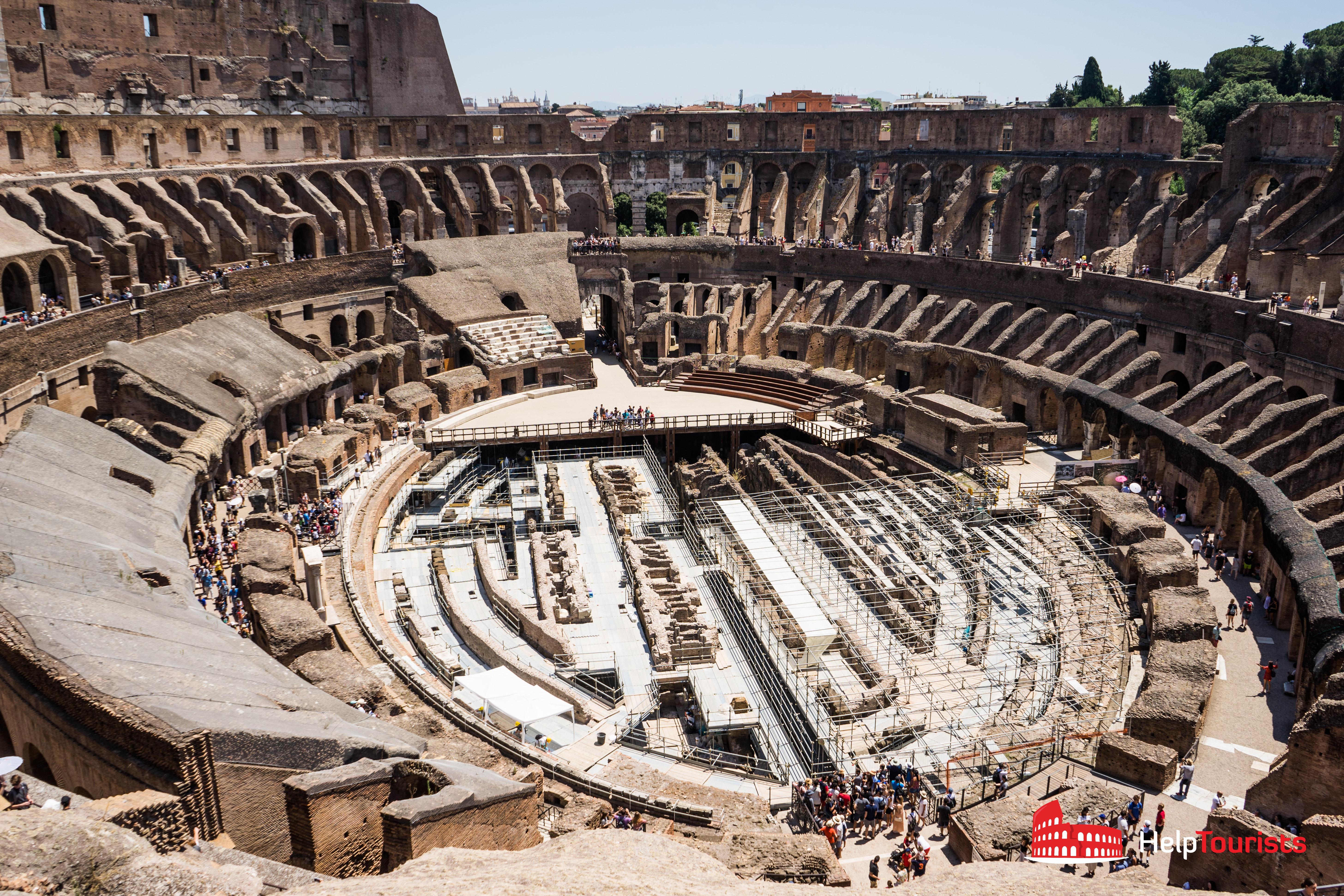 ROME_colosseum_Arena