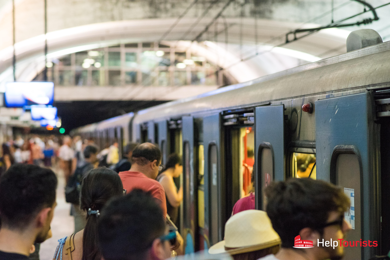 ROME_Metro_Entrance_l