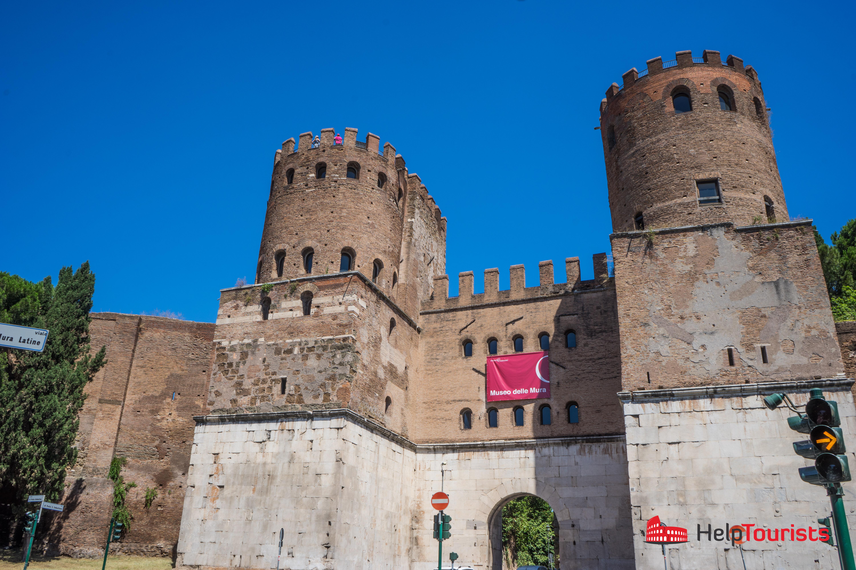 ROME_Museo_delle_Mura_l