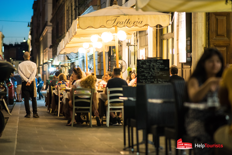 ROME_Restaurants_evening