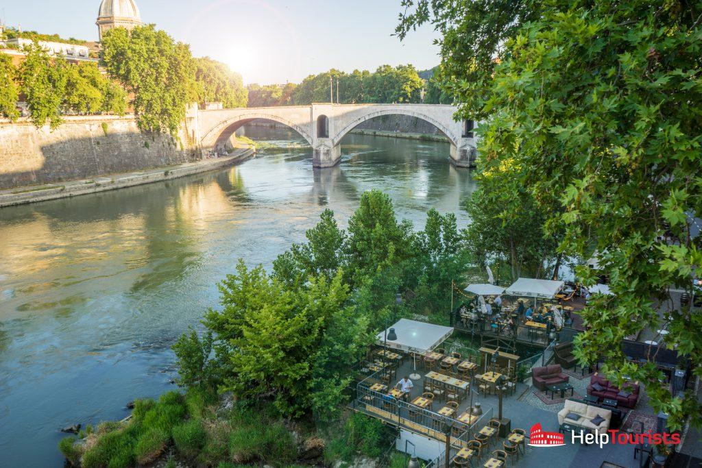 ROME_Tiber_river_Restaurants_l