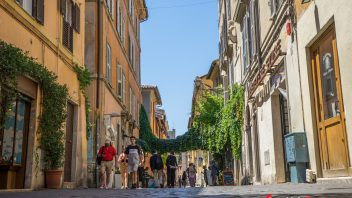 Top 10 Hostels in Rome