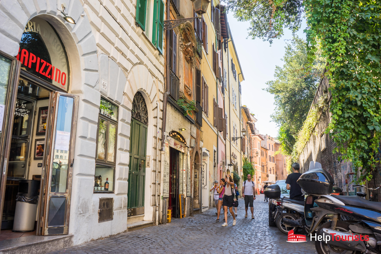 ROME_Trastevere_Street_l