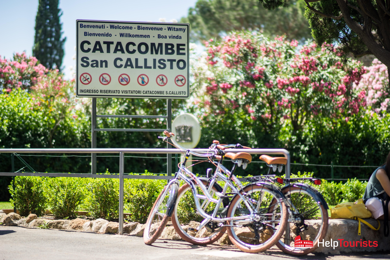 ROM_Via-Appia-Antica_Catacombe-di-San-Callisto_Fahrrad_Tour_l