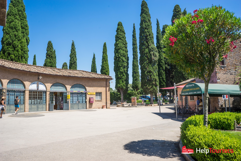ROM_Via-Appia-Antica_Catacombe-di-San-Callisto_l