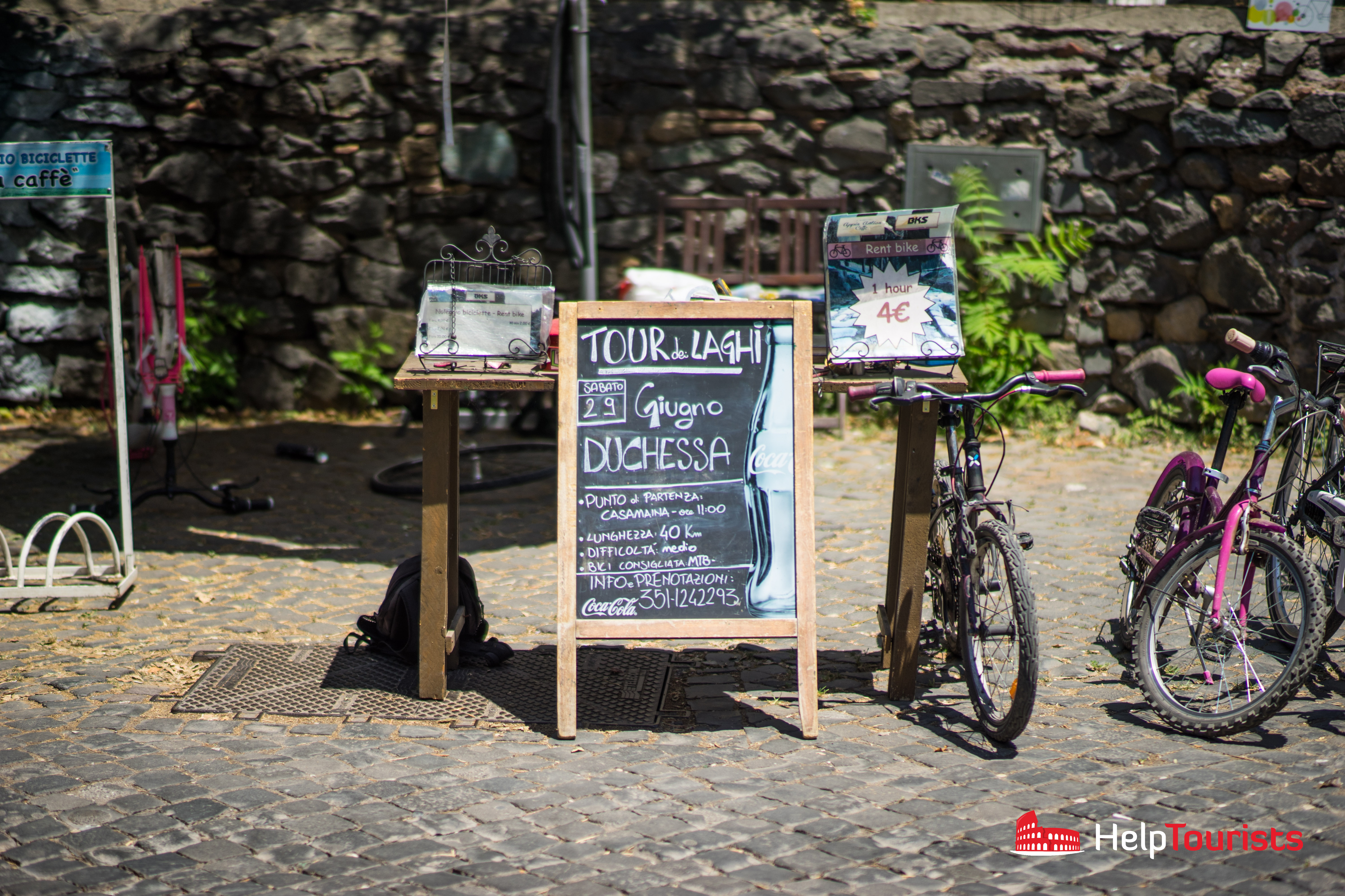 ROME_Via-Appia-Antica_bike_rental_sign_l