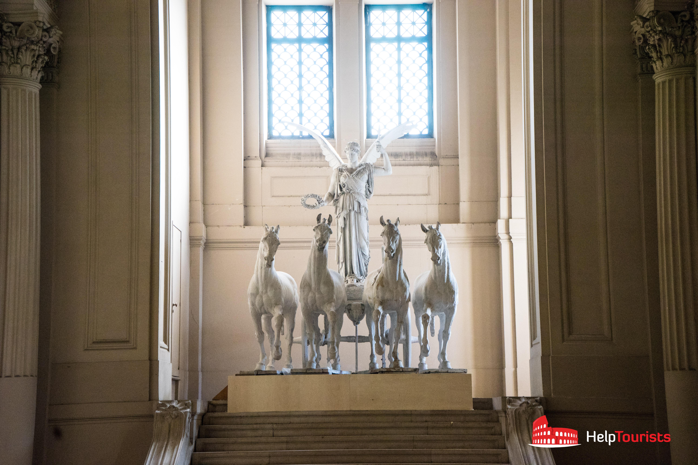 ROM_Viktor-Emanuelsdenkmal_Innen_Statue