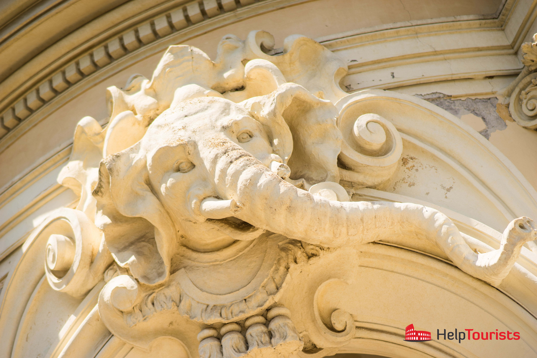 ROME_Zoo_Elephant_Statue_l