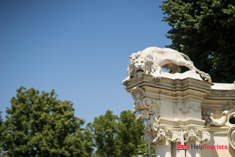 ROME_Zoo_Tiger_Statue_l