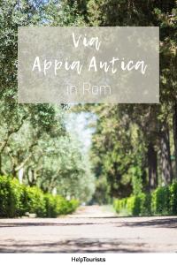 Pin Via Appia Antica
