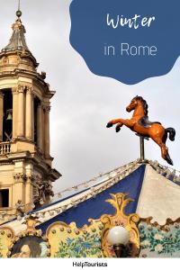 Pin Winter in Rome